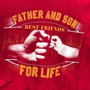 Other - Deal 3 for $30 Bundle!   Father and Son shirt